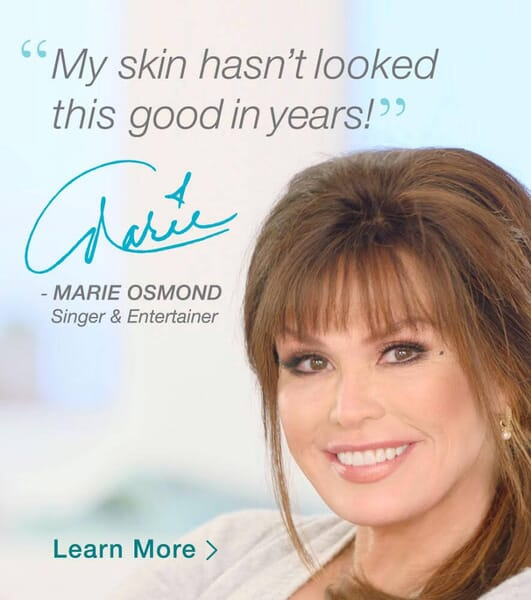 Marie Osmond loves MD Complete